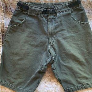 Prana hiking shorts